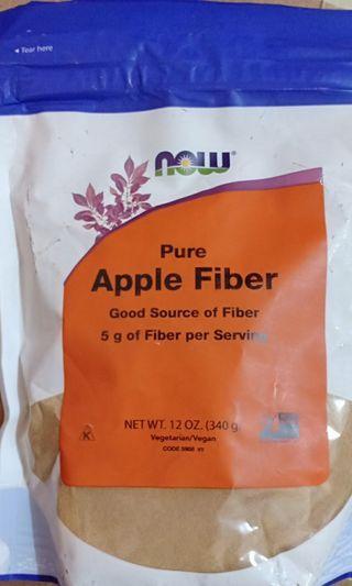 Now Foods, Pure Apple Fiber, 12 oz (340 g)