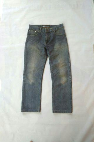Gucci jeans size 31