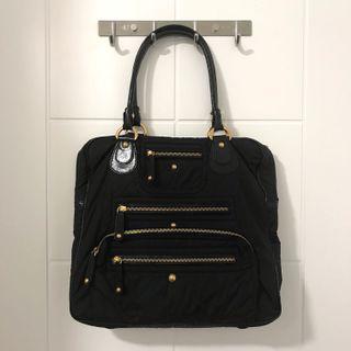 Tod's 黑色手袋 tote bag