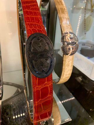 🚚 Hermes belt in Tourage buckle