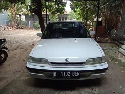 Honda grand civic matic th 90
