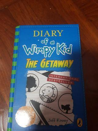 Diary Of A Wimpy Kid The Getaway