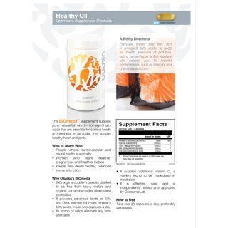 Usana - Biomega - Omega-3 Fish Oil - 10% Discount!