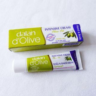 dalan d'Olive橄欖油保濕護手霜身體乳液20ml