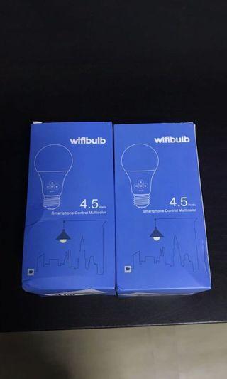 🚚 E27 Wifi bulb