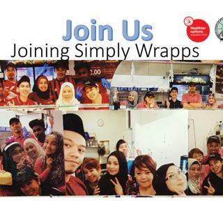 PART TIME Simply Wrapps Service Crew