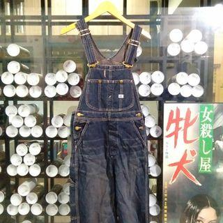 Overall Jeans