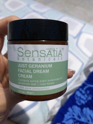 HARGA PAS! Sensatia Botanicals Just Geranium Facial Dream Cream