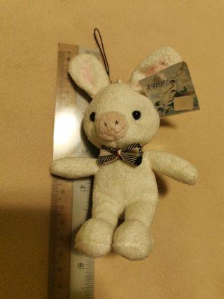 Piggy Rabbit soft toy accessory