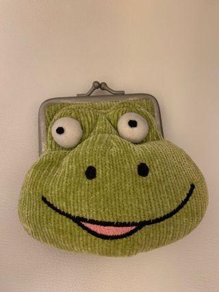 青蛙公仔散紙包