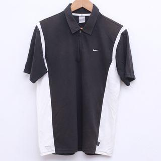 Size L NIKE Fitdry Shirt in Black Pit 21