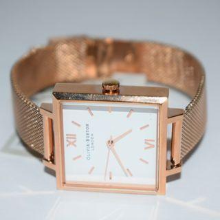 Olivia Burton OB16SS10 30mm Ladies Watch