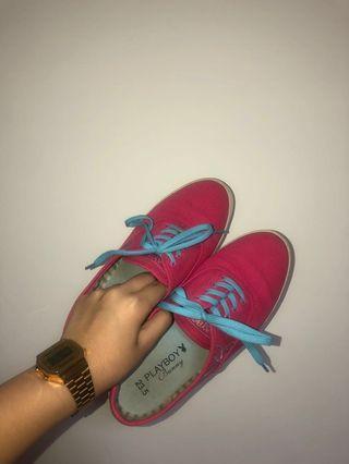 🚚 Playboy 鞋23.5