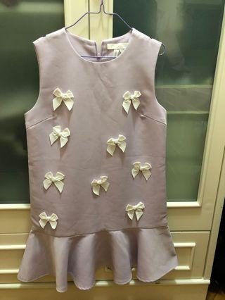 Bread n Butter 紫色連衣裙
