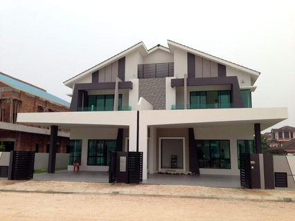 Freehold Double storey terrace house