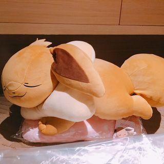 Pokémon Eevee 45cm soft toy