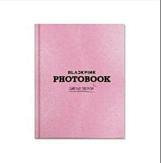 Blackpink photo book - Limited Edition (pre-order now)