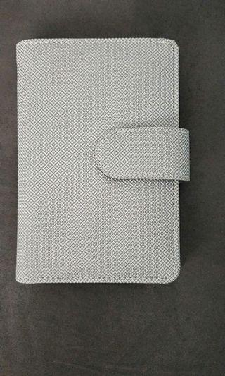 🚚 Grey Passport Cover