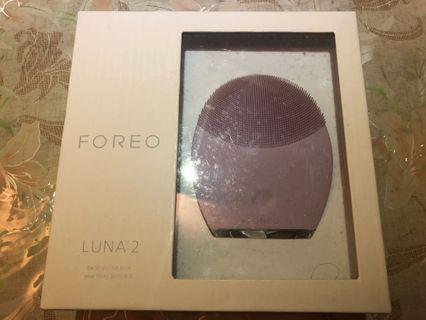 Foreo Luna 2 cleansing 洗臉機 潔臉機 洗面機 潔面機