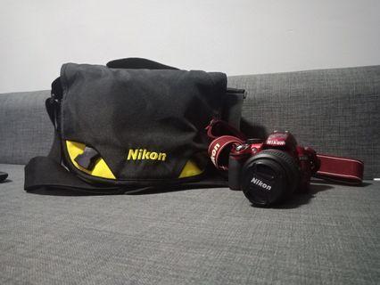 Nikon D3100 Used 2014