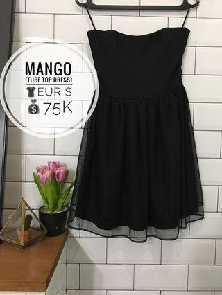 Mango Tube Top Dress