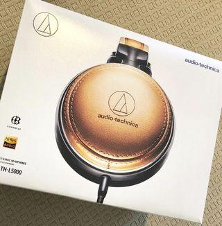 BNIB Limited Edition Audio-Technica ALT-L5000 Headphones