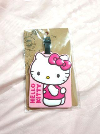 🚚 Hello Kitty Luggage Tag