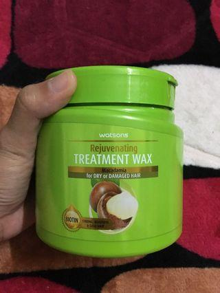 Watsons Treatment Wax