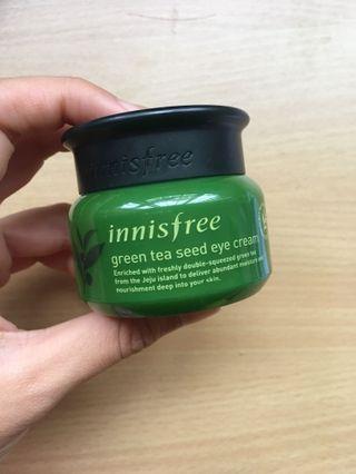 Innisfree eye care cream