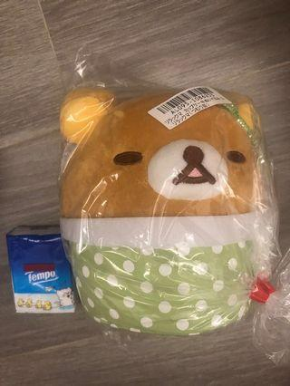 鬆弛熊 Rilakkuma cup cake