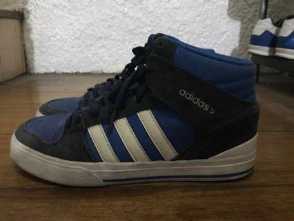 Adidas Hi Cut Basketball Shoes