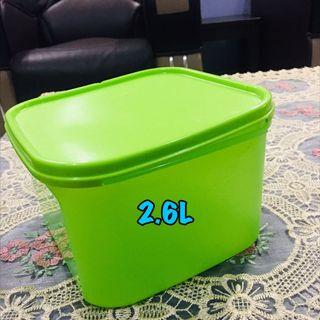 Tupperware Container #Junetogo