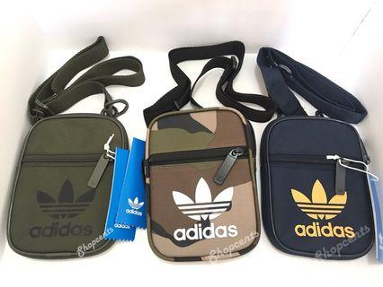 🥇🥇全新Adidas Originals側孭袋仔