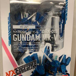 Gundam NX Edge style Gundam MK-V 高達 NX-0040 (100% new)
