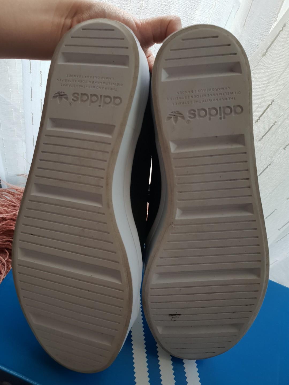 Adidas shoes - black