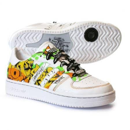 Adidas x Footlocker x Cope2 Limited Edtion Sneaker