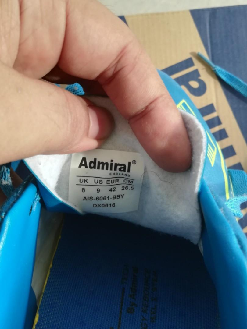 Admiral futsal shoes