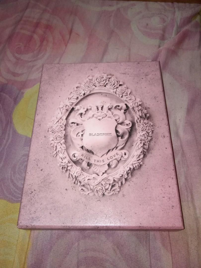 "Album BLACKPINK - ""Kill This Love"" (Harga Nego)"