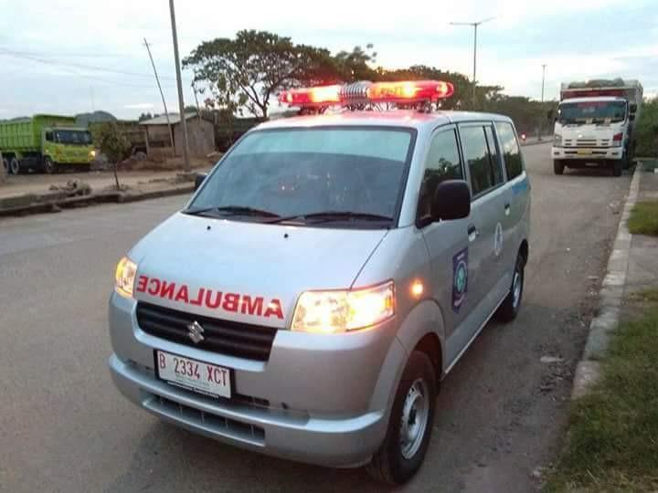 Ambulance Suzuki apv