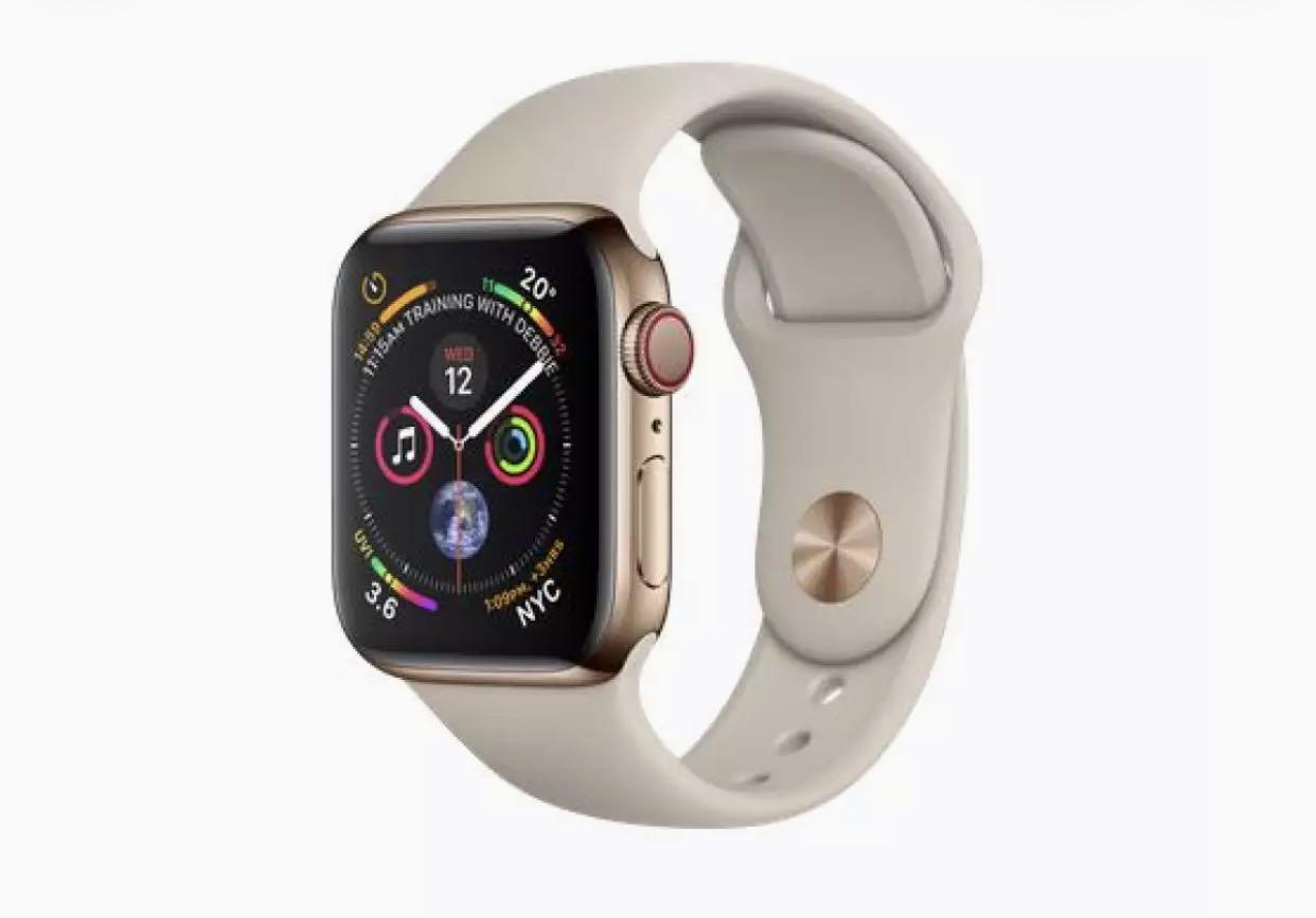Apple Watch Series 4 40MM Gold Stainless Steel Cellular