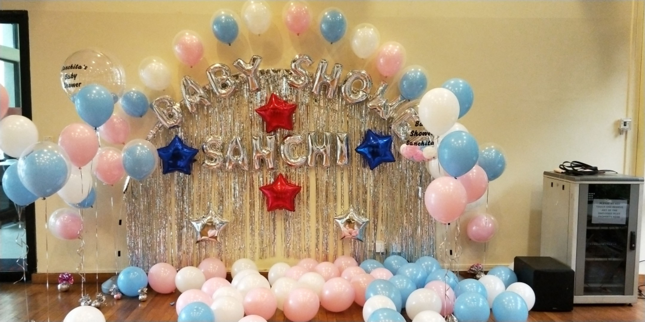 Baby Shower Balloons Decorations Baby Viewer