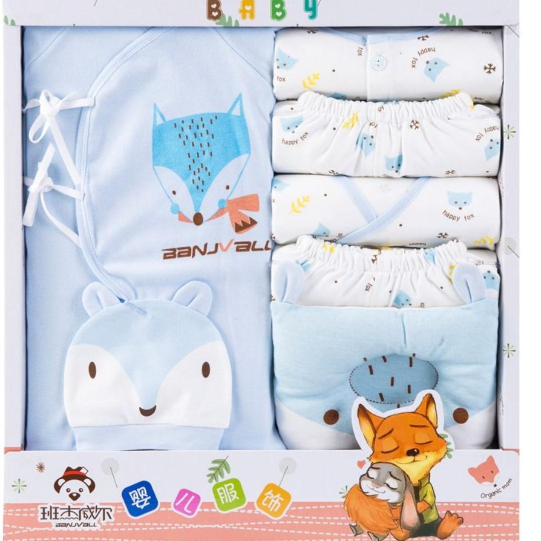 Banjvall 001 Newborns Babies Clothing Gift Box Hamper On Carousell