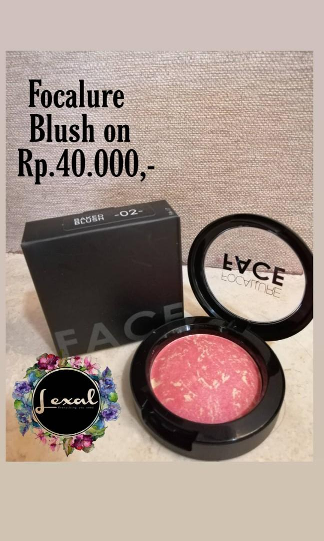blush on focalure