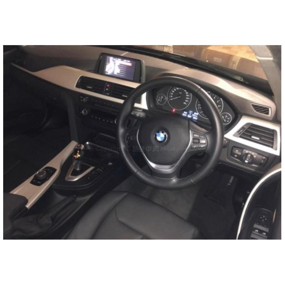 BMW 320I ED 2015