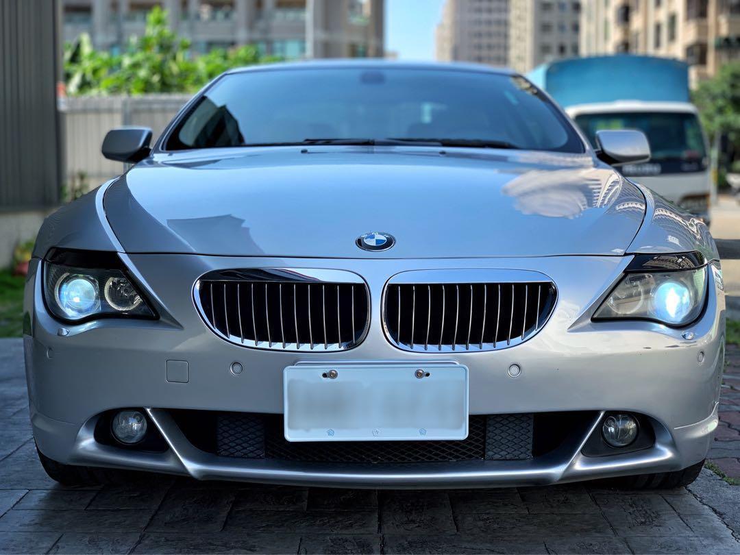 BMW 645i 米色內裝 雙門轎跑