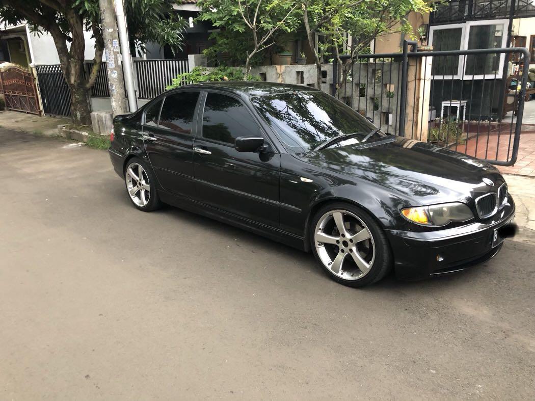 BMW E46 facelift 2002 318i