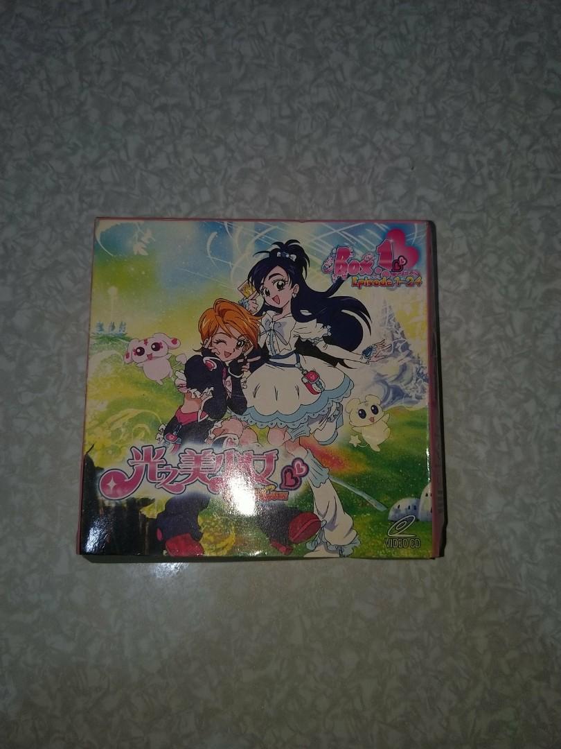 光之美少女第一季CD