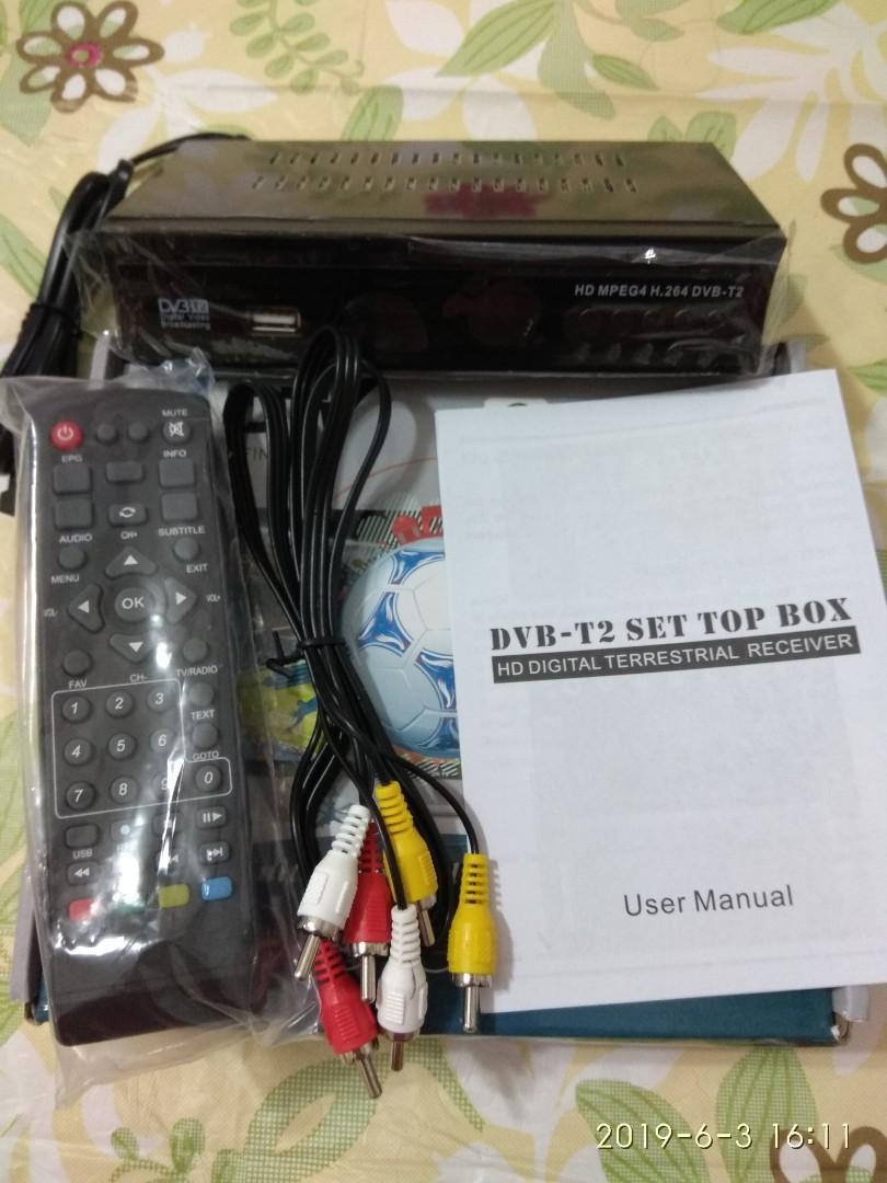 Dekoder TV Siaran Digital Mytv on Carousell