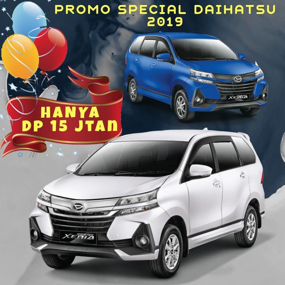 DP Daihatsu Xenia mulai 16 jutaan. Daihatsu Pamulang