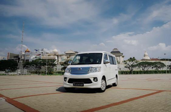 DP MURAH Daihatsu Luxio mulai 25 jutaan. Daihatsu Pamulang